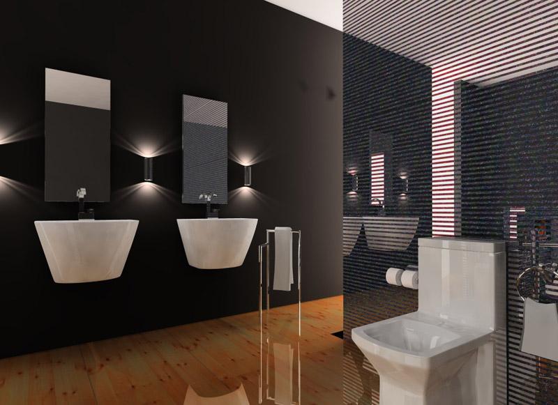 bagni galleria fotografica di immagini realizzate interamente con intericad lite