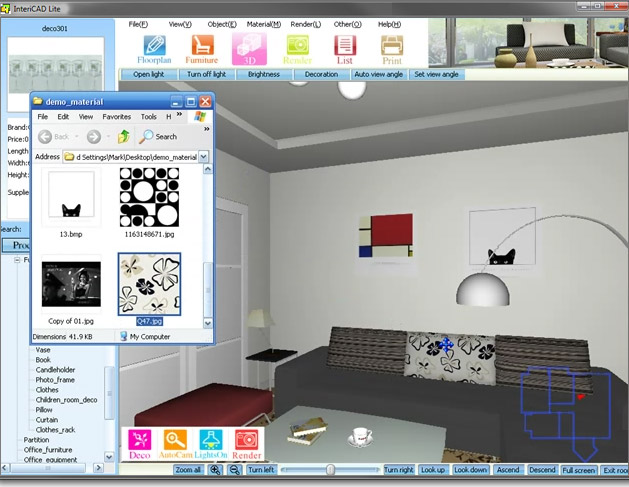 Software per arredare software per rendering per for Software gratuito per la casa